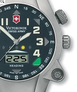 acquista il più recente comprare on line 100% autentico Victorinoz Swiss Army, l'orologio che ti dice la rotta ...