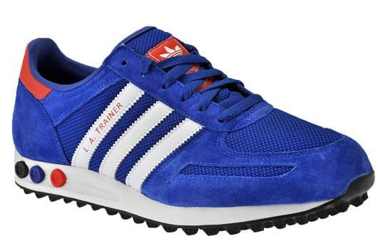 adidas azzurre scarpe