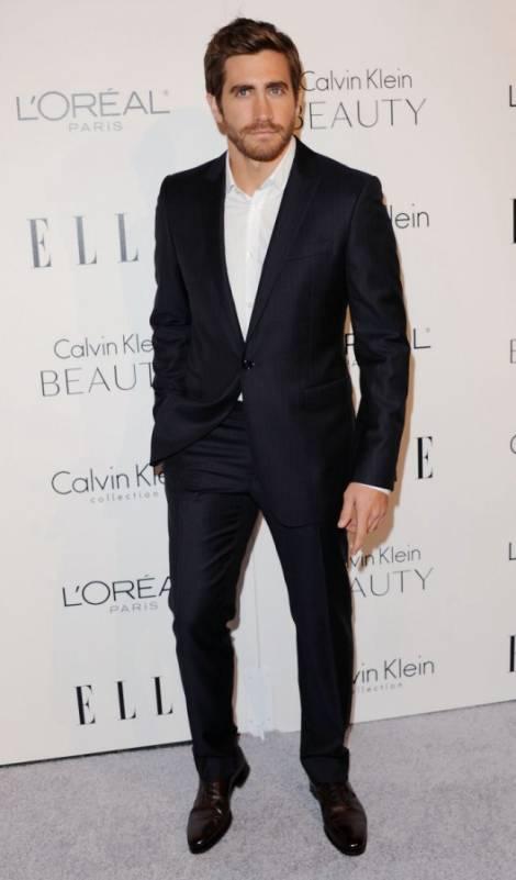 Jake Gyllenhaal in Burberry - Moda uomo c550c3b5ab1