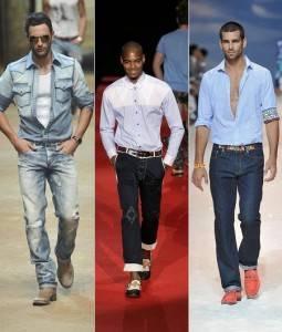 huge selection of fe2ff 4ff7d Jeans e camicia: lo stile dell'uomo di questa stagione ...