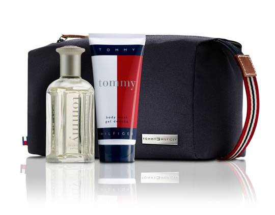 Regali di Natale, Tommy Hilfiger American Star toiletry bag