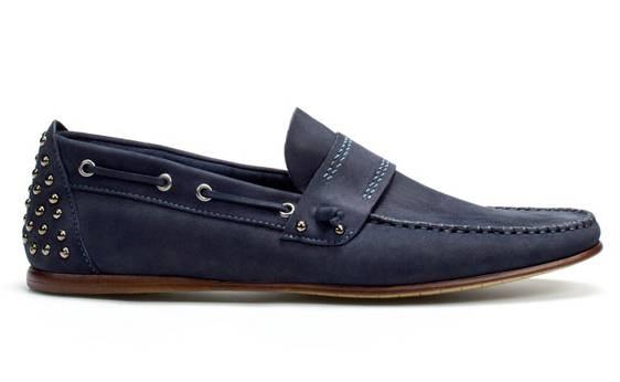 goditi il prezzo più basso ordinare on-line comprare popolare Zara propone il mocassino con le borchie, che stile! - Moda ...