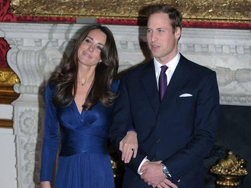 Matrimonio Kate E William : Oltre a david beckham e elton john ecco tutti gli invitati
