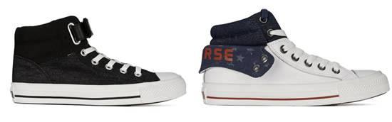 cd5c9c8dd475 Foot Locker e Converse lanciano il modello di sneaker Padded Collar Loopback