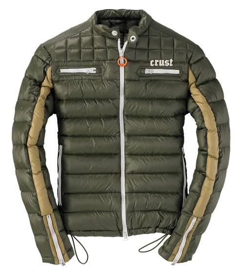 online retailer 2b13f 587b9 Piumini Crust per il weekend in montagna - Moda uomo ...