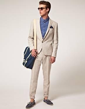 Abbigliamento uomo per matrimonio estivo