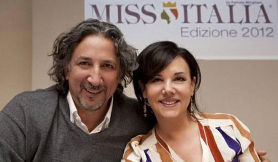 patrizia-mirigliani-lucio-presta-miss-italia
