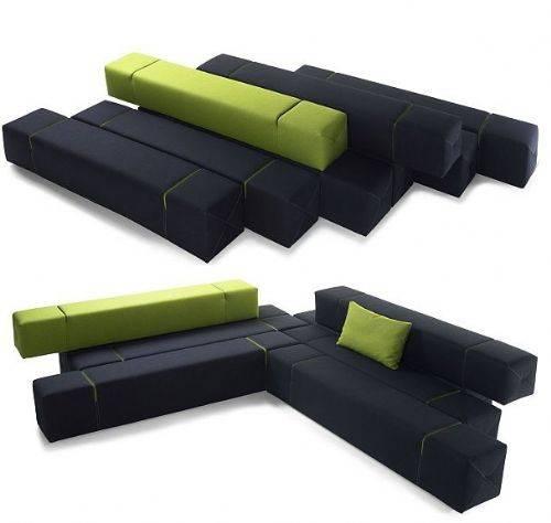 Divano muratura fai da te idee per il design della casa - Divano letto fai da te ...