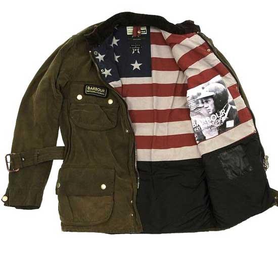 nuovi arrivi 5e99f d9e4a La giacca Barbour dedicata all'amore di Steve McQueen per le ...