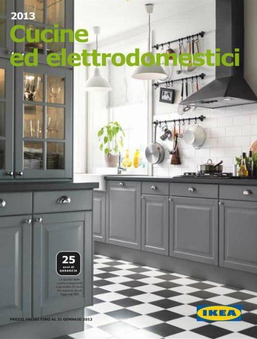 Le cucine ikea 2013 il catalogo online moda uomo for Catalogo cocinas baratas