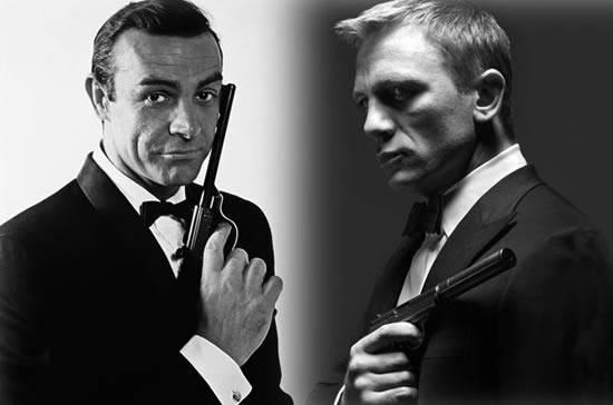 agente di orologi 007 casino grand piano in buona qualità