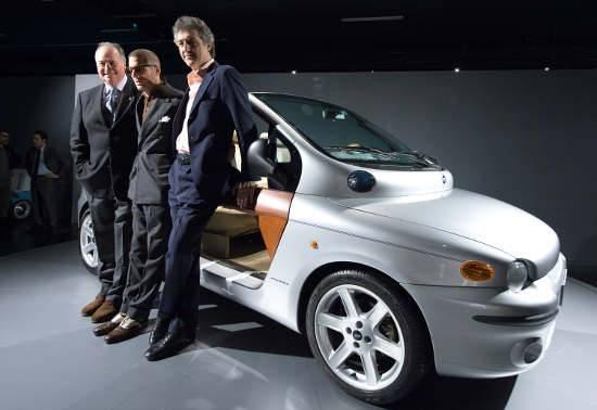 Le auto dell 39 avvocato lapo elkann alla mostra che for Auto di lapo elkann