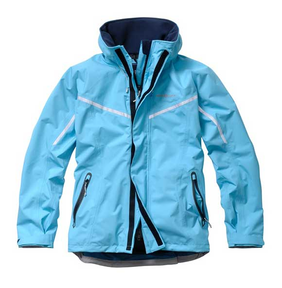 giacca riciclabile