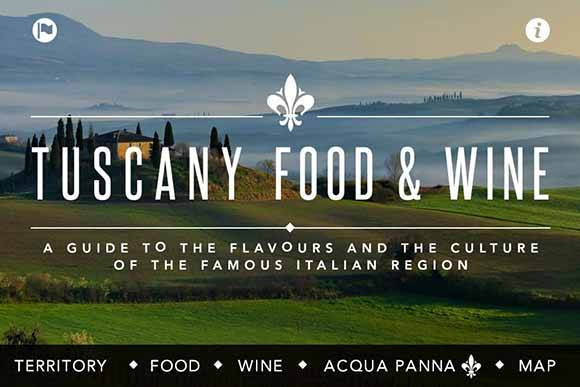 tuscany food & wine