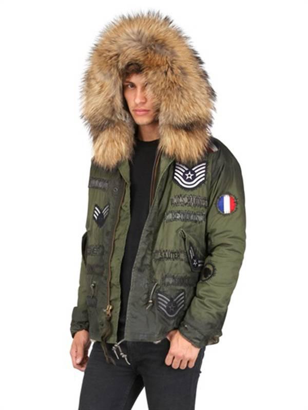 Inverno al caldo con la giacca di MR&MRS FURS della collezione F/W 13/14