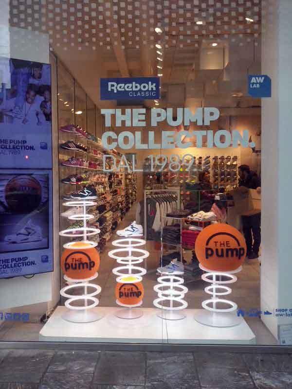 fe32c49b94263 Reebok Classic festeggia il 25° anniversario di Pump con una collezione  leggendaria