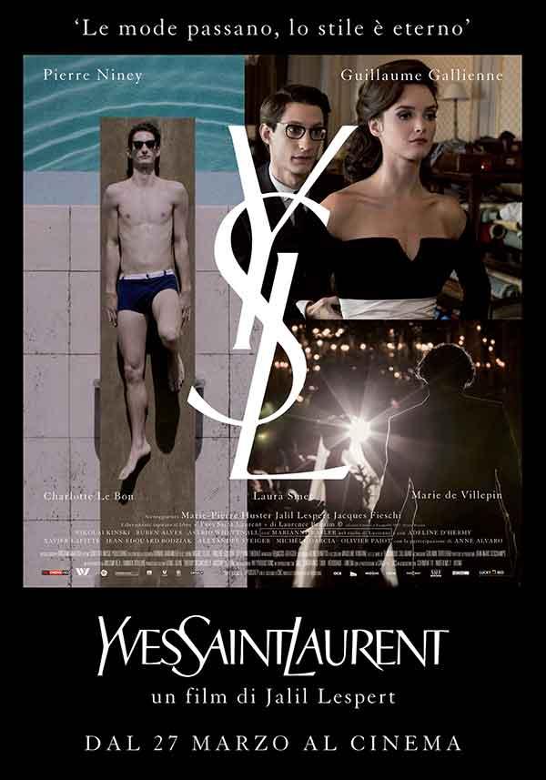 Ecco il trailer di yves saint laurent il film sulla for Stilista francese famoso