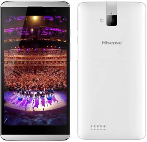 Il nuovo smartphone hisense u980 arriva in italia moda for Hisense italia