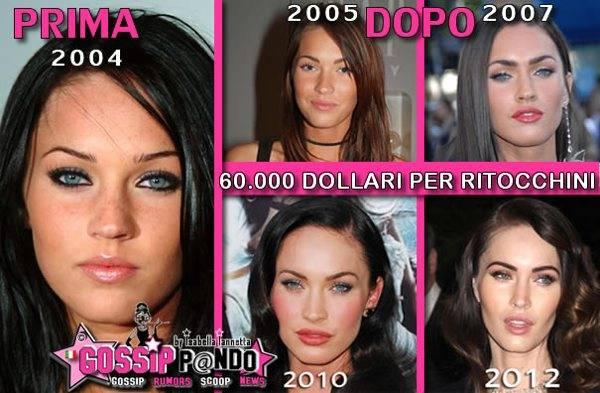 Megan Fox Fashion Spot