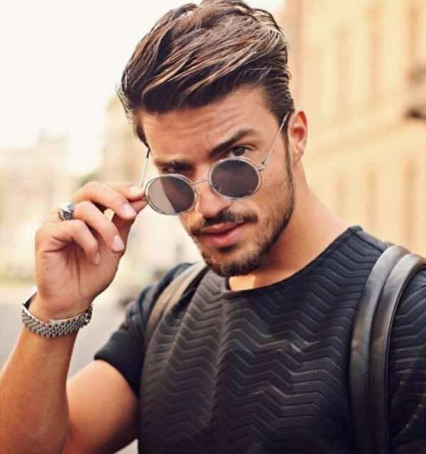 Ben noto Gli uomini e la cura della barba. Gli italiani i più vanitosi  LM88
