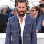 Matthew McConaughey cannes