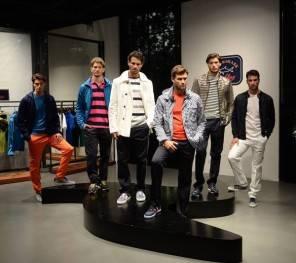 Models Paul&Shark PE16