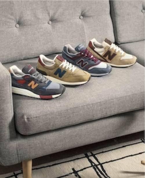 New Balance presenta 4 nuovi modelli della collezione Made in USA ... 80c784e2466
