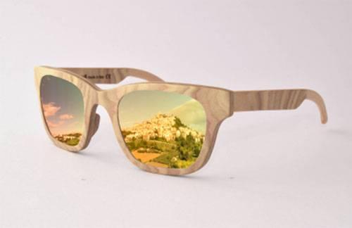 Occhiali legno Arimatea Wood