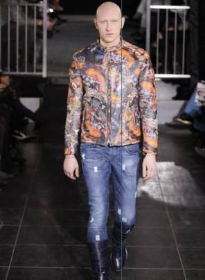 Il modello calvo di Richmond, dal cancro alle sfilate di Milano Moda Uomo
