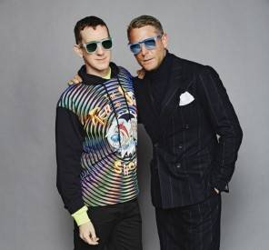 ITALIA INDEPENDENT E JEREMY SCOTT occhiali da sole ironici