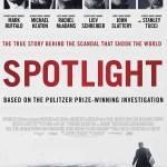 IL CASO SPOTLIGHT dal 18 febbraio al cinema candidato a 6 premi Oscar