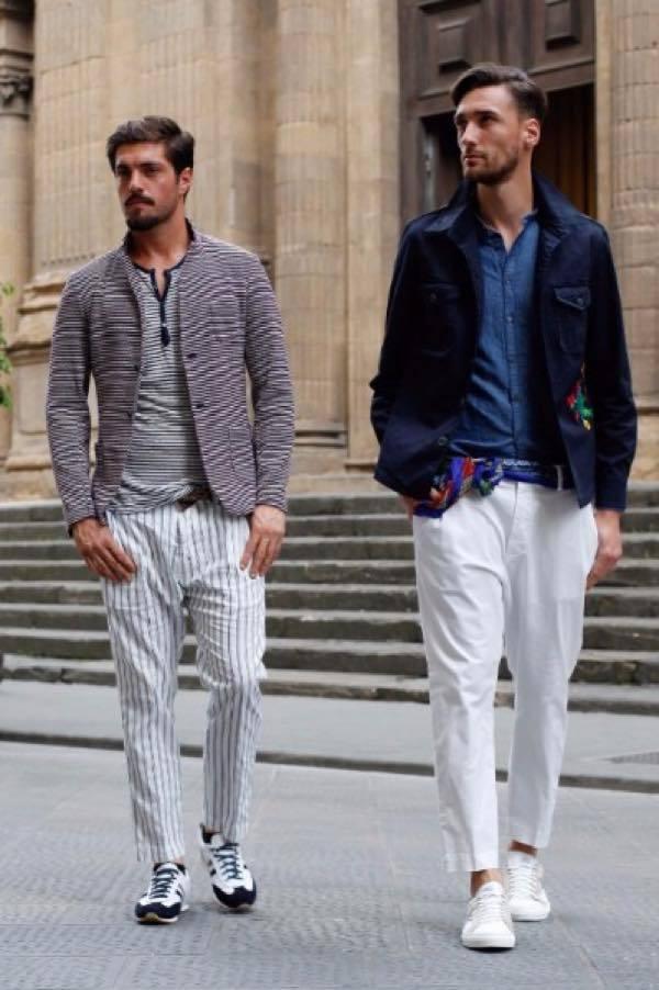 13 pantaloni uomo per la primavera estate 2017 Moda uomo
