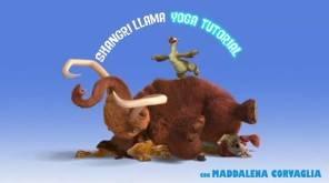 Maddalena Corvaglia per L'era Glaciale 5. Dal 22 agosto al cinema