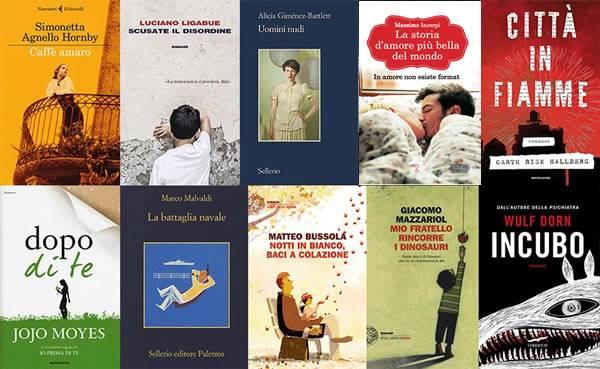 Letture per l 39 estate ecco i libri da leggere sotto l for Libri consigliati da leggere