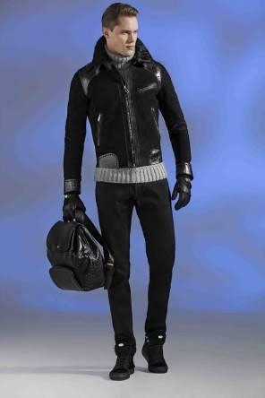 EB ETTORE BUGATTI_indossato Bomber Jacket