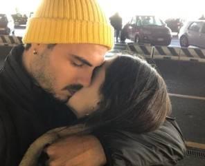 Francesco Monte a Pitti Uomo saluta l'Italia e Cecilia Rodriguez