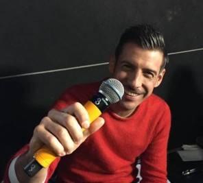 Stefano Gabbani disco d'oro dopo una settimana e ospite da Cattelan