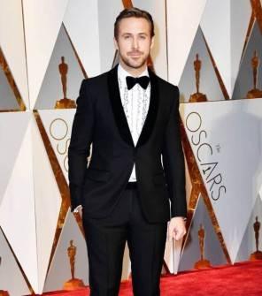 Oscar 2017 Ryan Gosling abito look e stilista scelto per il red carpet