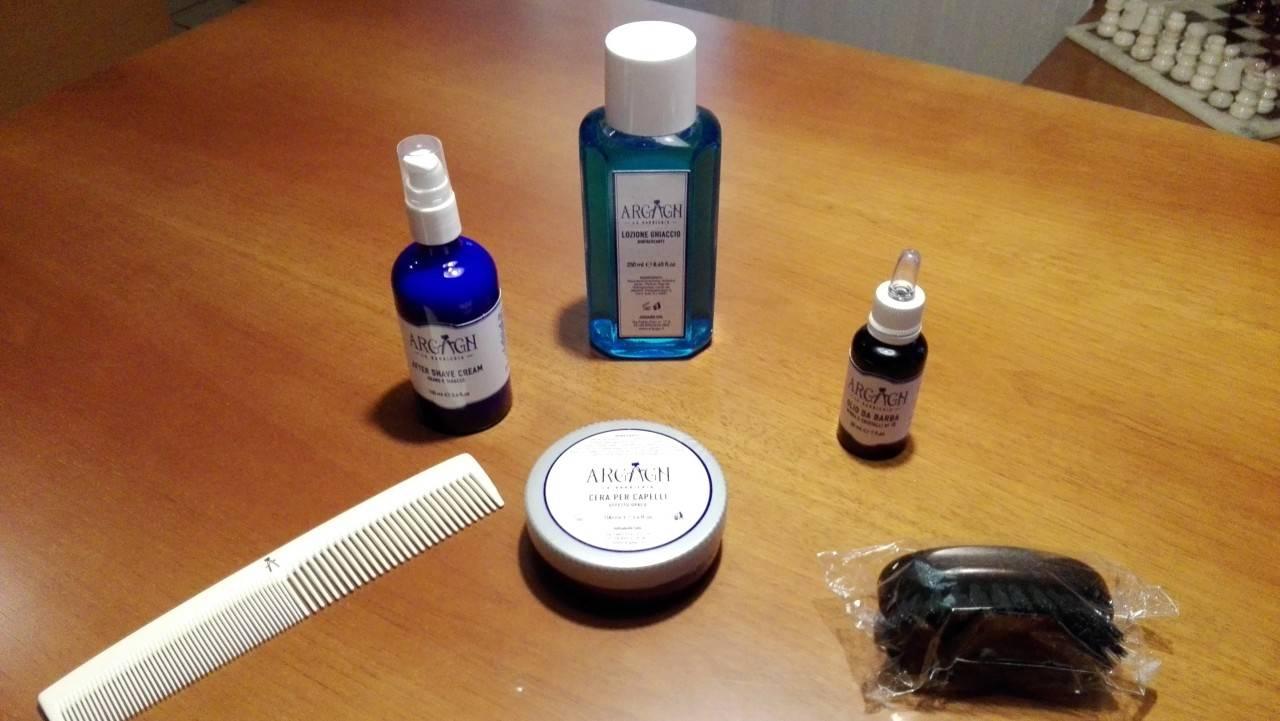Ho provato in prima persona alcuni dei prodotti della barbieria, si capisce che sono articoli di ottima fattura e selezionati.