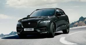 Jaguar F-PACE Dark Edition lasciati conquistare dall'eccellenza