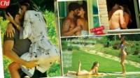 Belen e Iannone, baci hot e pose sexy per la coppia più chiaccherata d'Italia