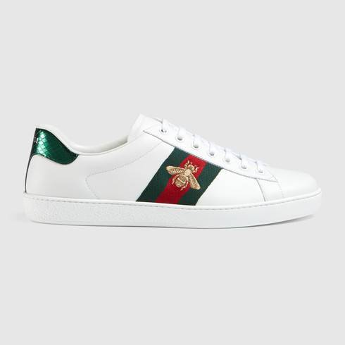 Personalizzare scarpe di classe è possibile: Gucci fa stile