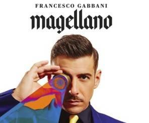 Magellano Francesco Gabbani la cover ufficiale del nuovo album