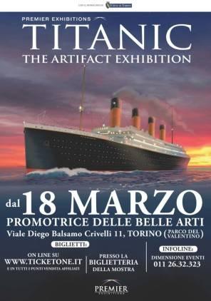 La mostra del Titanic, un'esperienza sensazionale