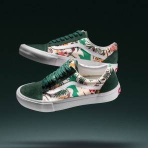 """I brand Concepts e Vans creano uno stile """"Vintage Jamaicano"""" unico e innovativo"""