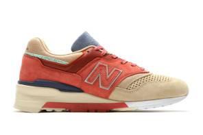 I brand Stance e New Balance mettono sul mercato delle scarpe in stile anni '70