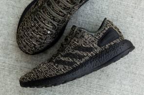 Adidas omaggia lo stile urbano con il modello PureBOOST Mimetico