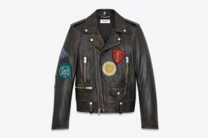 Collezione autunno Saint Laurent 2017: stili differenti e persino un tocco biker-chic