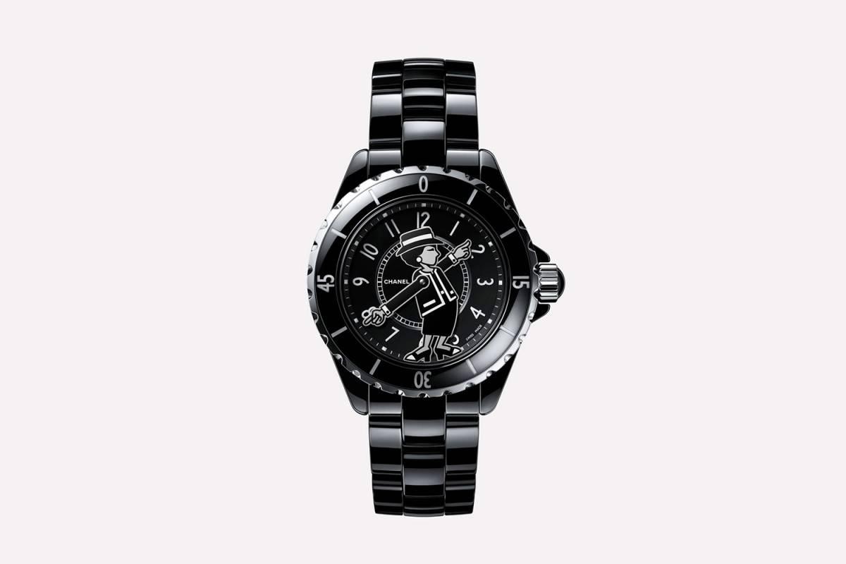 L'orologio Chanel Mademoiselle J12 è un'edizione limitata che mischia stile e finezza