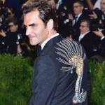 Met Gala 2017 look Federer stupisce in Gucci
